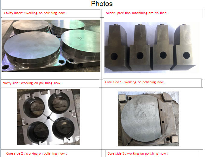 Injection mold photos